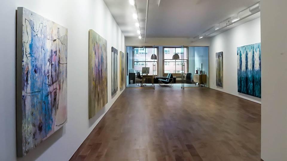 This is water / C'est de l'eau. Galerie Deux Poissons. Montreal, QC. 2017